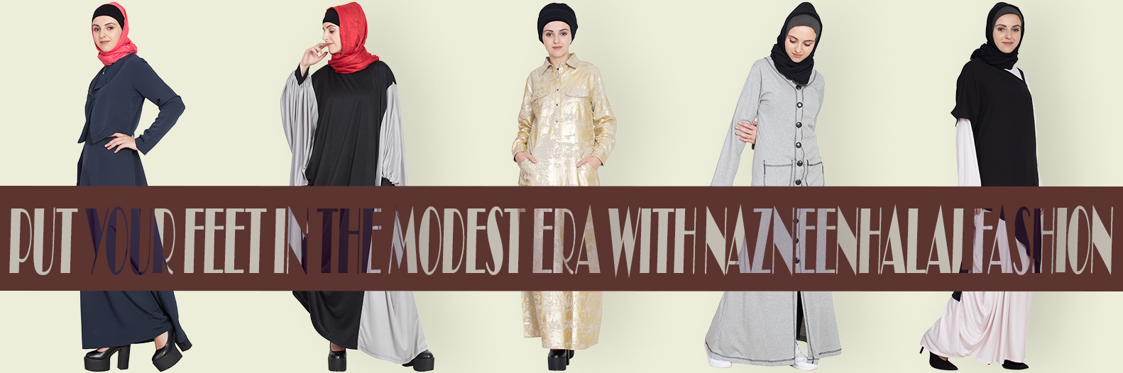 Mostly Color used in Abaya